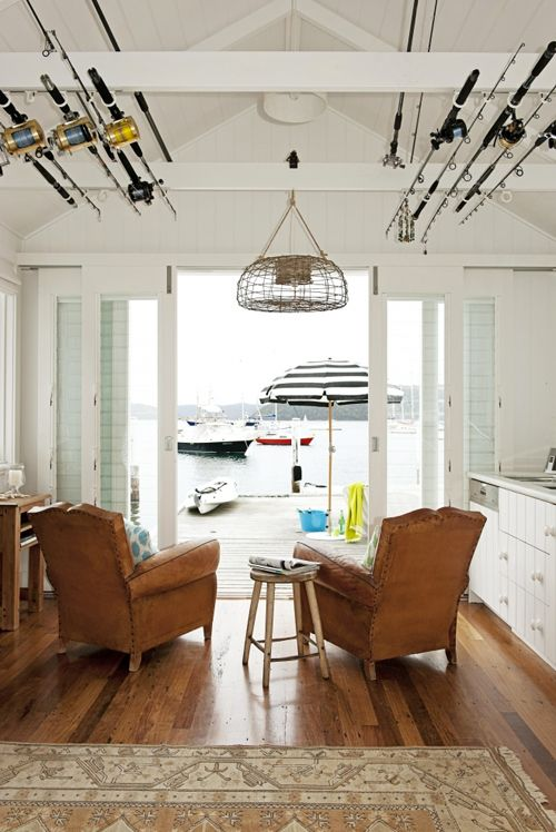A NAUTICAL STYLE SUMMER HOME | the style files