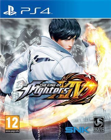 The King of Fighters XIV [PS4]  — 2398 руб. —  The King of Fighters XIV – это 14 игра в серии классических файтингов The King of Fighters, очень популярной в Японии благодаря игровым автоматам и консолям.