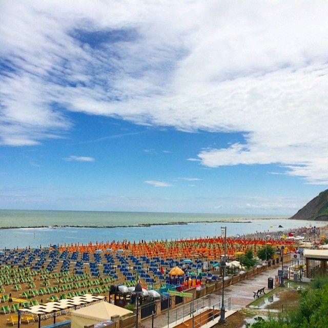 Gabicce Mare nel Pesaro e Urbino, Marche