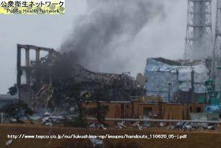 Japan of hope and safety 原子力緊急事態宣言: 飛散した燃料棒とペレットは除染できるのか?