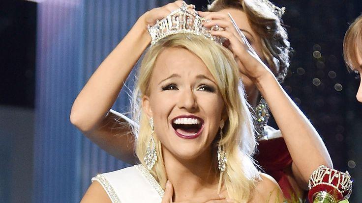 Miss Arkansas Savvy Shields Crowned Miss America 2017!