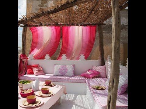 174 best videos de decoracion youtube images on pinterest - Decoracion de terrazas ...