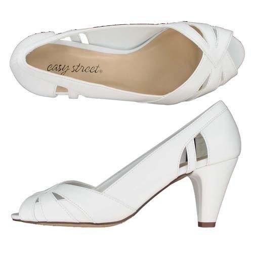 Easy Street LANA 40-0113 White