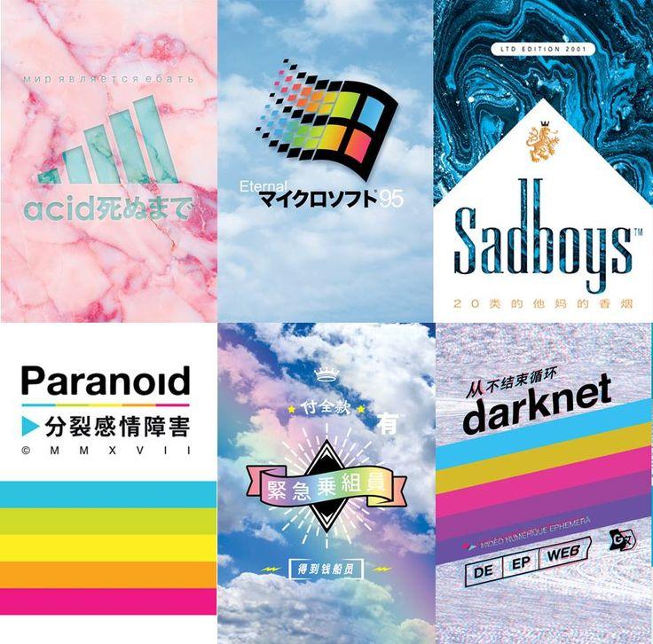 Palm Treat platinum posters vaporwave  https://palmtreat.design/products/webm-thread-platinum-poster-10-pack-35-free-shipping