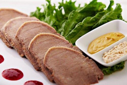 Говяжий язык – правильное приготовление и рецепты вкусных блюд / Простые рецепты