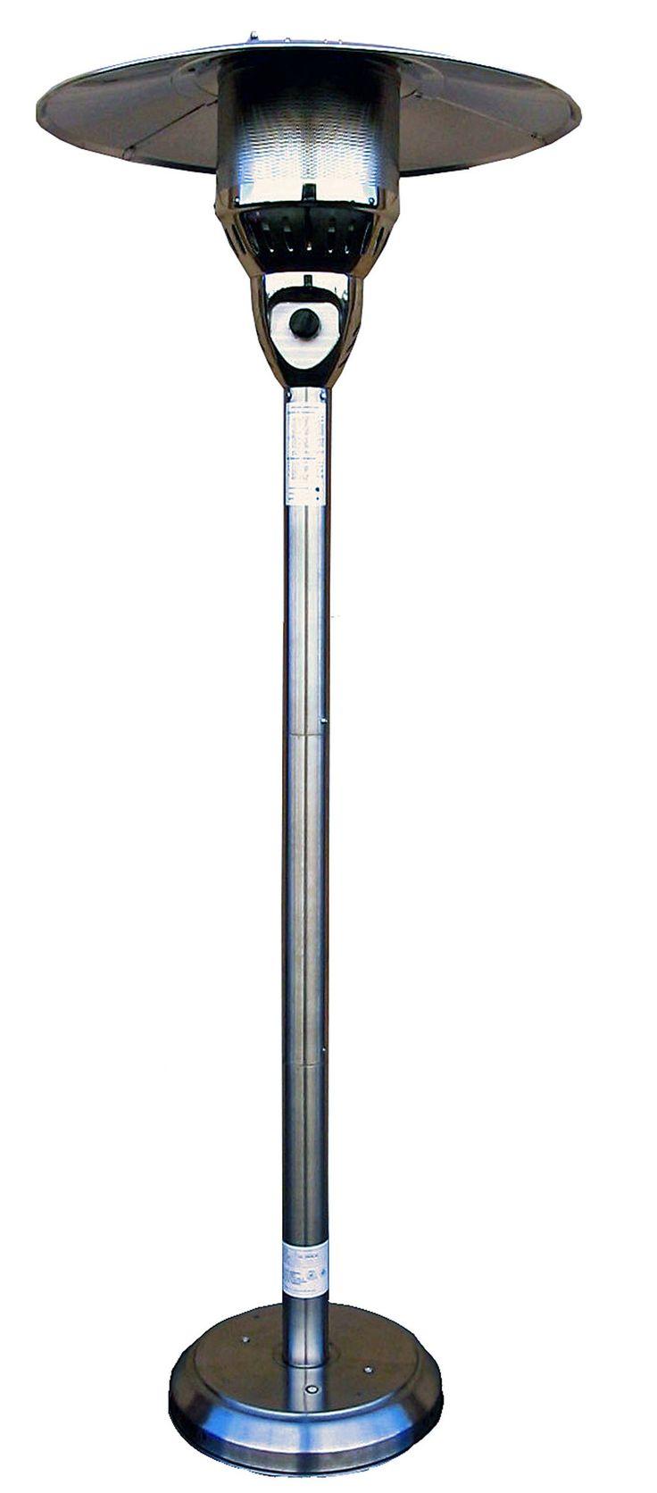 AZ Patio Heaters Natural Gas Patio Heater & Reviews | Wayfair