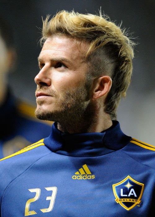 David Beckham: a gallery of his greatest moments - Photo 16 | Celebrity news in hellomagazine.com