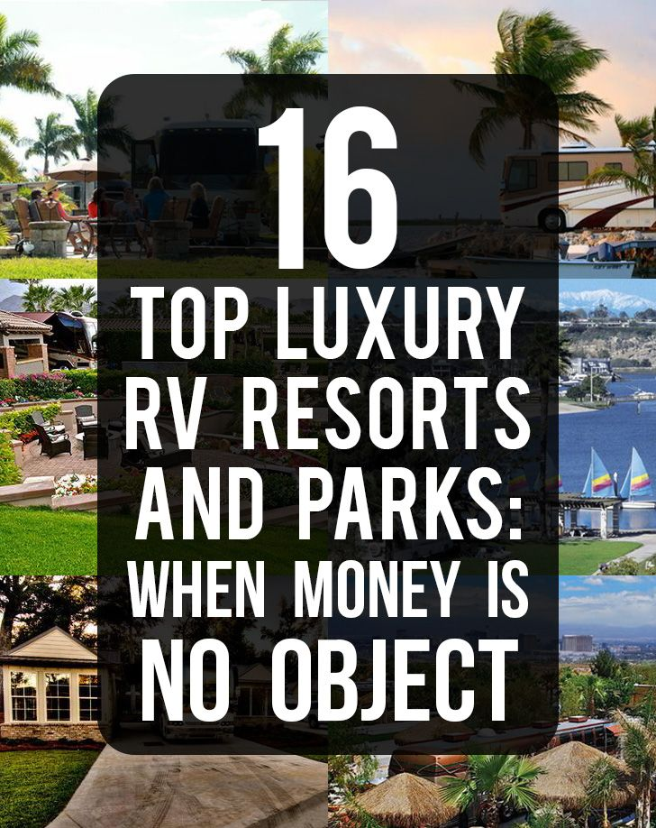 Best luxury RV parks and resorts. Hardest decision will be which one and when. https://www.GoHerbalife.com/debraramsey