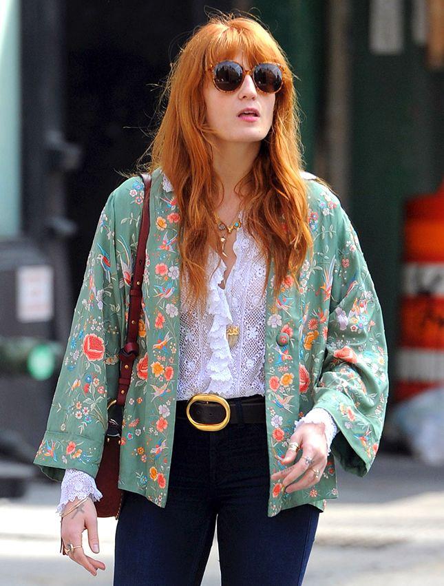 Восточная мудрость: 10 модных кимоно   Мода   Выбор VOGUE   VOGUE