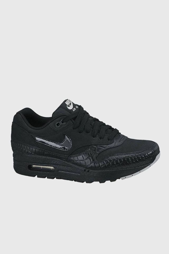 Womens Air Max 1 Premium - black/black | GOOD AS GOLD | Online Clothing Store | Mens & Womens Fashion | Streetwear | NZ