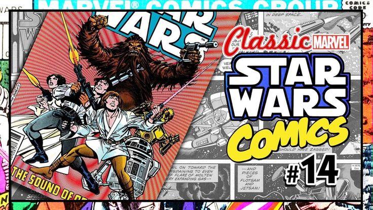 Classic Marvel Star Wars Comics #14