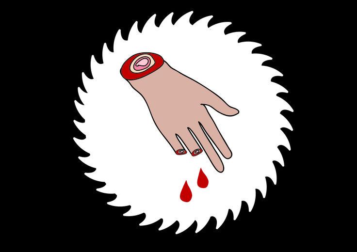 кровь, кишки