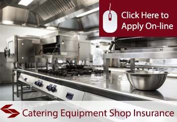Catering Equipment Shop Insurance