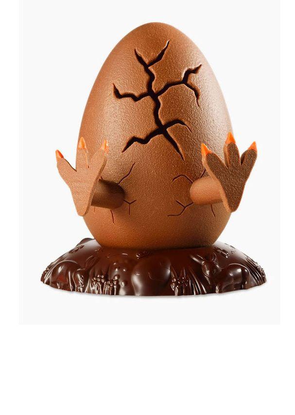 L'œuf de dragon de Christophe Roussel L'œuf de Pâques 2014