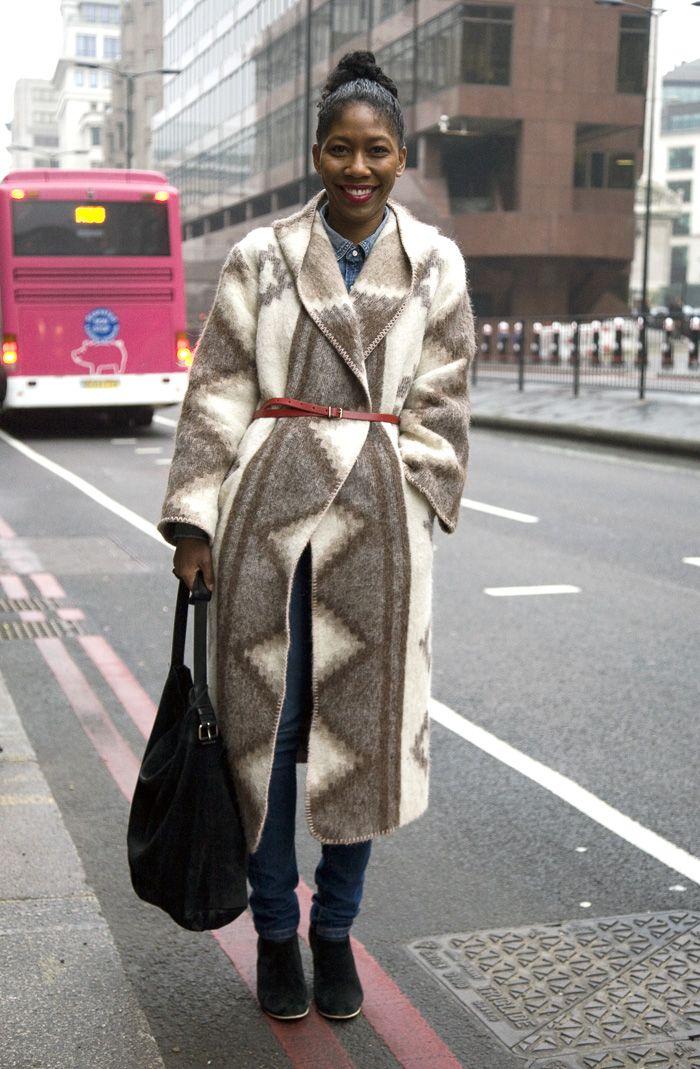 Kenya Hunt, London Topshop Venue | Street Fashion | Street Peeper | Global Street Fashion and Street Style