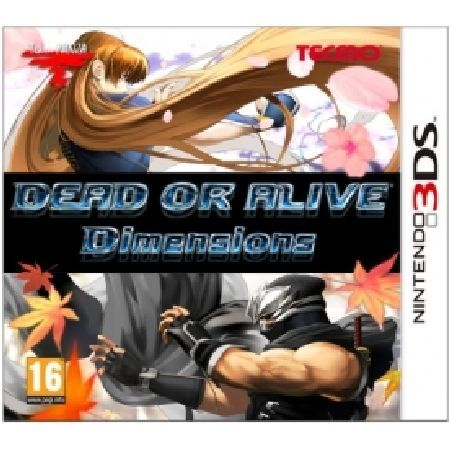 Dead Or Alive Dimensions Game 3DS Please note 3DS console required to play - not compatible with original DS consoles The newest instalment to the world-renowned fighting game franchise Dead Or Alive Dimensions makes its way onto the  http://www.MightGet.com/january-2017-13/dead-or-alive-dimensions-game-3ds.asp