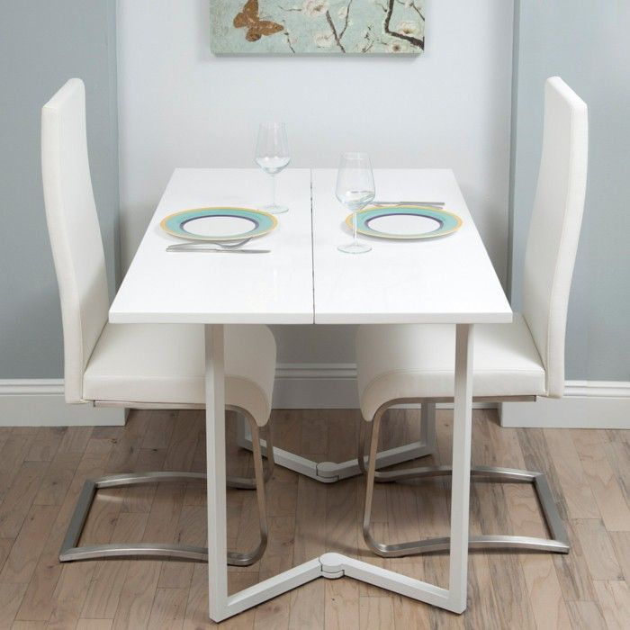 Designer Dining chairs in white