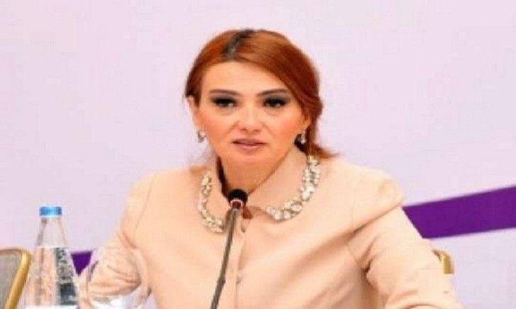Qənirə Paşayeva beynəlxalq QHT təşkilatları rəhbərləri ilə Qarabağdan danışıb