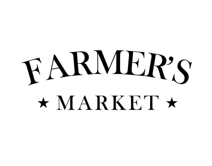 Farmer's Market - DIY Adhesive Stencil http://etsy.me/2HKAWrV #housewares #palletsignstencil #vinylstencil #palletsigns #adhesivestencil #customstencil #woodpalletsign #patiodecor #homedecor