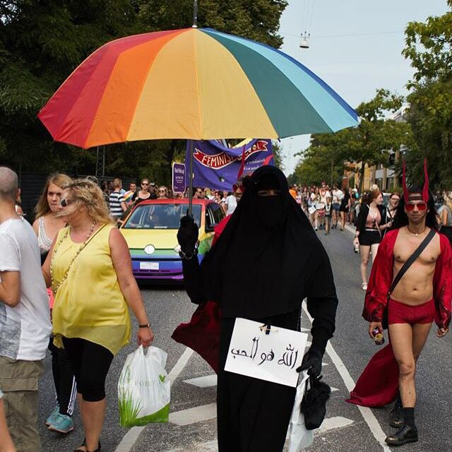 Pride copenhague
