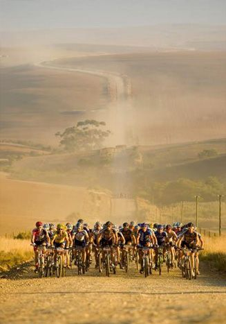The Cape Epic mountain bike race will test you across beautiful landscapes, including spectacular parts of the Eastern Cape