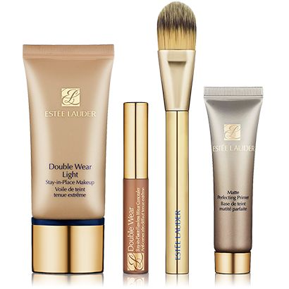 Limited Edition Double Wear Foundation Kit