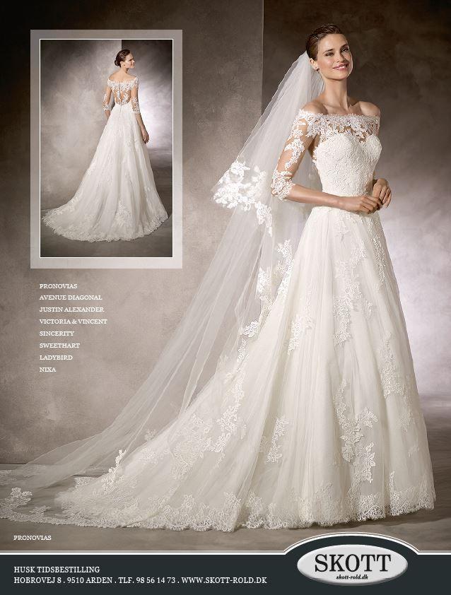#brudekjole