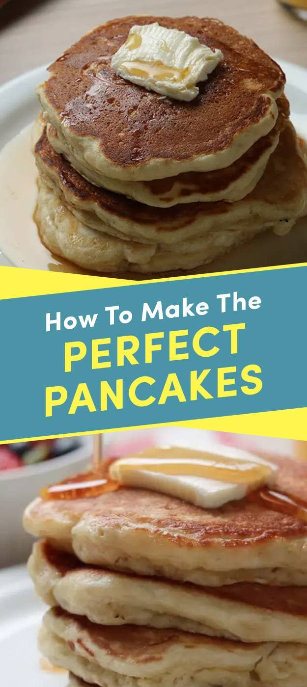Here S The Ultimate Buttermilk Pancakes Recipe Ultimate Pancake Recipe Best Pancake Recipe Pancake Recipe Buttermilk