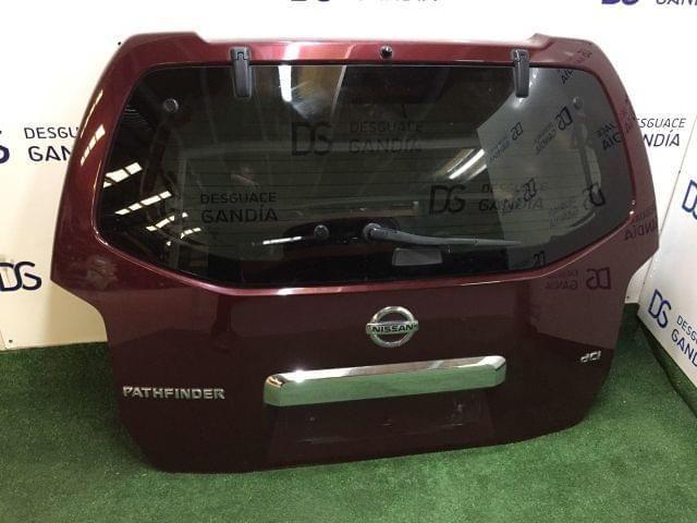 . Porton trasero, Nissan Pathfinder, 2007, R51, Xtreme PLUS