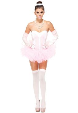 Tippy Toe Temptress Ballerina CostumeForplay Costumes