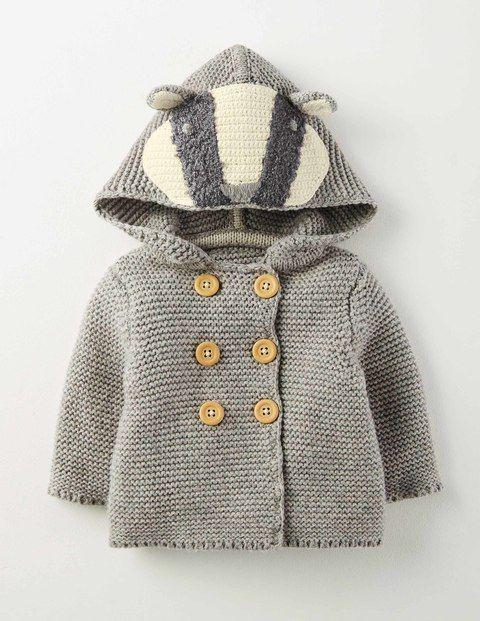 Boys Knitted Jacket 71525 Coats & Jackets at Boden