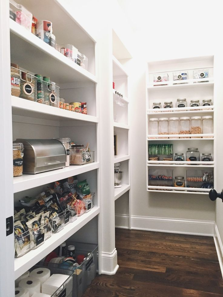 The Home Edit-Pantry Organization