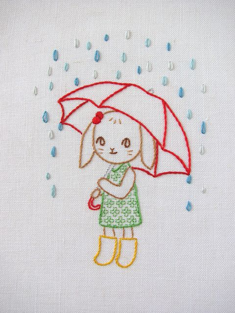 tutorial Embroidery