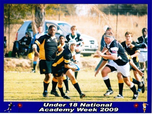 Geni - Photos in Julehan Strauss KZN Academy U18 2009
