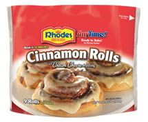 Rhodes+Bake-N-Serv™+AnyTime!™+Cinnamon+Rolls+will+bring+pleasure+to+your+taste+buds+and+even+more+to+your+busy+schedule+.+Simply+take+them+out+of+the+freezer,+place+them+on+a+pan,+into+the+oven+and+bake.+9+rolls+are+packaged+in+a+bag.