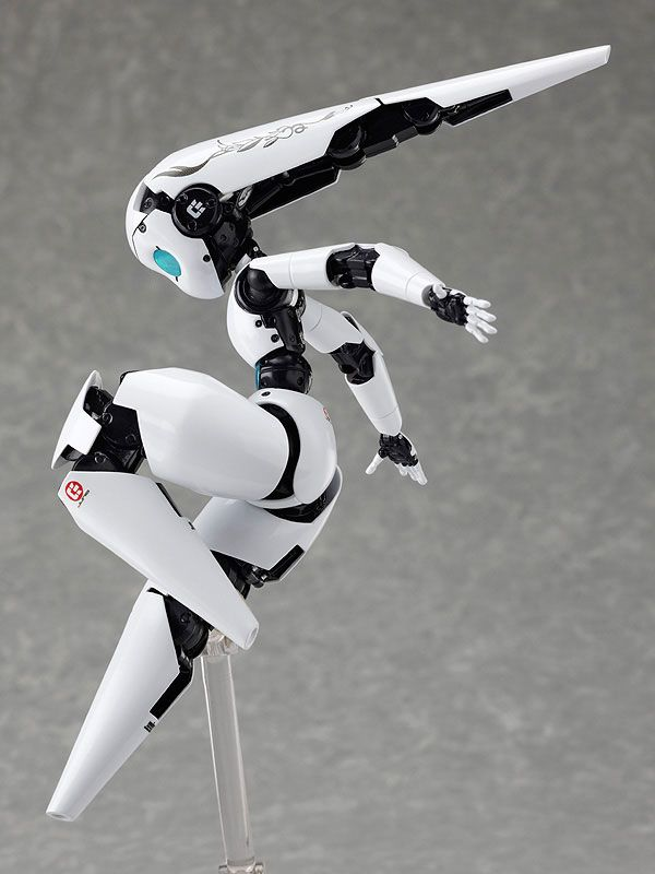 """Drossel von Flugel - character from Disney's """"Fireball Charming"""" computer animated shorts in Japan - this figure is from the FIGMA line made by Max Factory"""