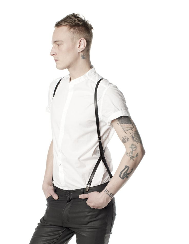 Suspenders http://gtie.com/en/products/leather-collection/suspenders?id=55
