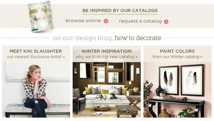 Home Furnishings Ballard Designs Arrange Art Pinterest Home