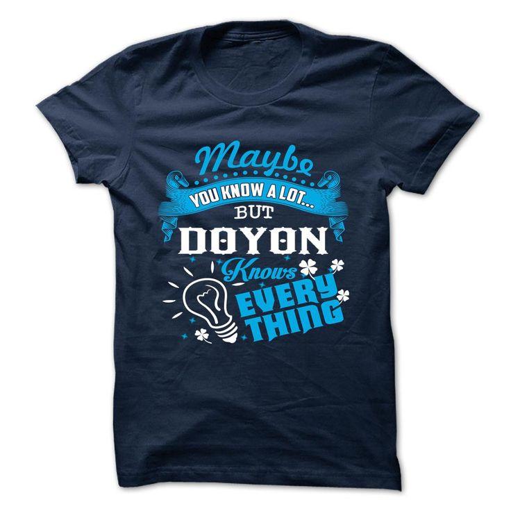 [New last name t shirt] DOYON Shirts this week Hoodies, Funny Tee Shirts