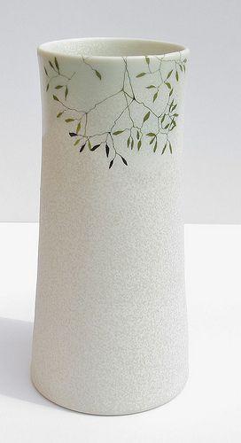 porcelain vase Karen Eriksson                                                                                                                                                      More