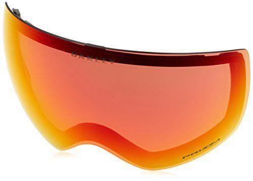 Oakley Flight Deck Masque de Ski Mixte: Doté d'une lentille sans monture optiquement correcte avec un revêtement anti-buée F3, le masque de…