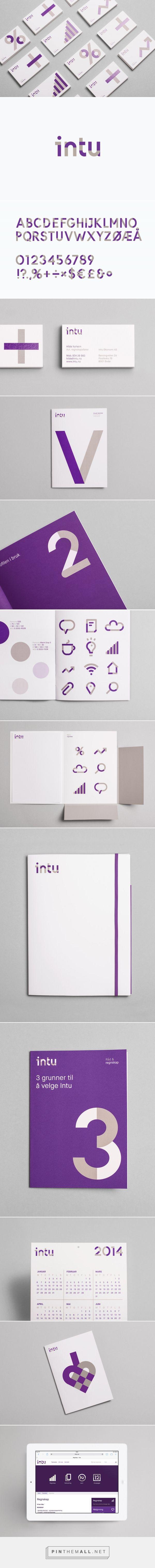 New Logo and Brand Identity for Intu by Heydays - BP&O - www.salfo.it - mauro@salfo.it +39.339.78.54.440