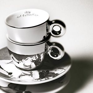 Illy - Tazzine da caffè  –  Ph by Massimo Gardone