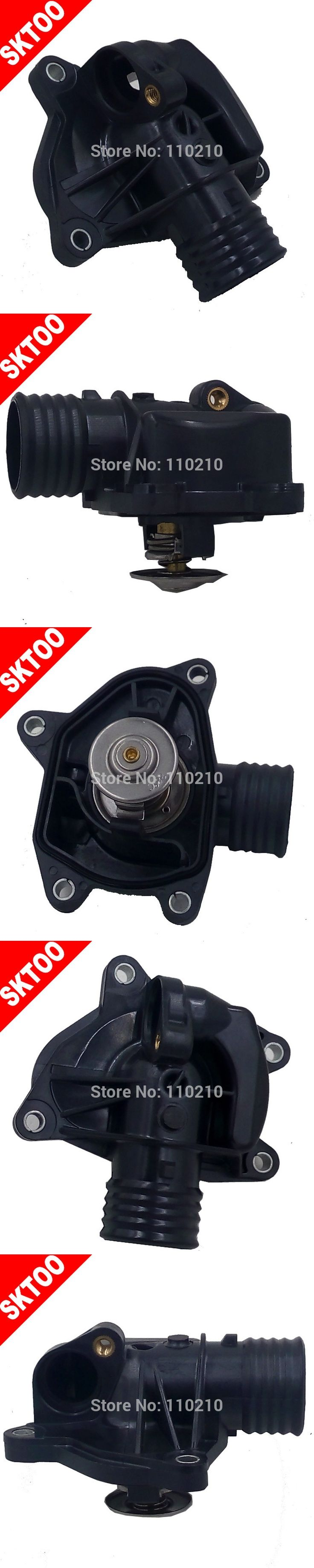 auto parts car coolant thermostat for Land Rover Freelander MG Rover75 PEL100570 PEL000090