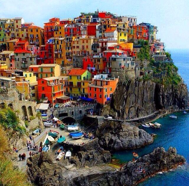 Cinque Terre Italy. #travels #wanderlust