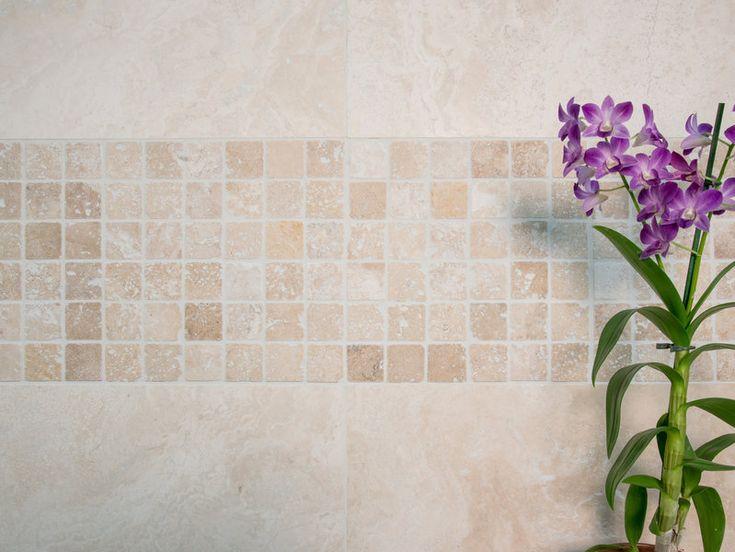 Awesome Mosaik Fliesen Travertin Medium und Kyros schm cken Bad und K che Machen Sie sich selbst ein Bild Bestellen Sie ein Muster oder besuchen Sie eine