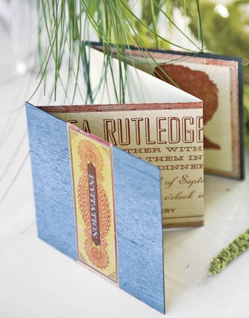 19 inspired decorating ideas for a vineyard wedding for Cigar box wedding invitations