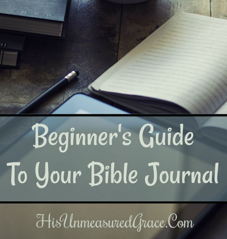 Do you want to start Bible journaling but have no clue where to start? That can be overwhelming. Here is your beginners guide!