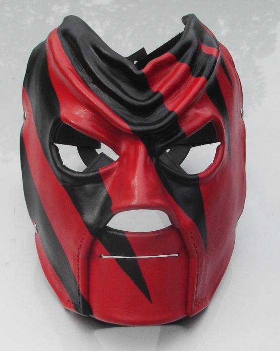 Kane 39 s mask from wwe deadman pinterest masks for Mf doom tattoo