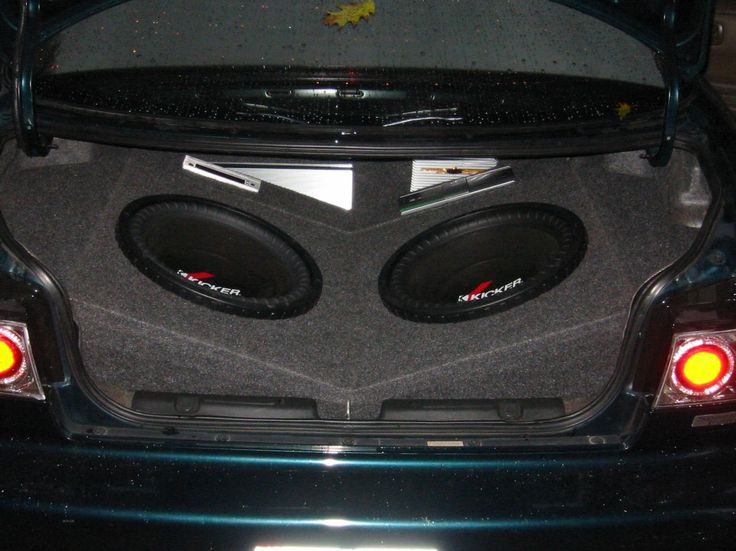 Custom Vehicle Speakers : Best car sound system speakers audio stereos